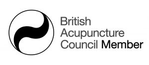 Member of British Acupuncture Council