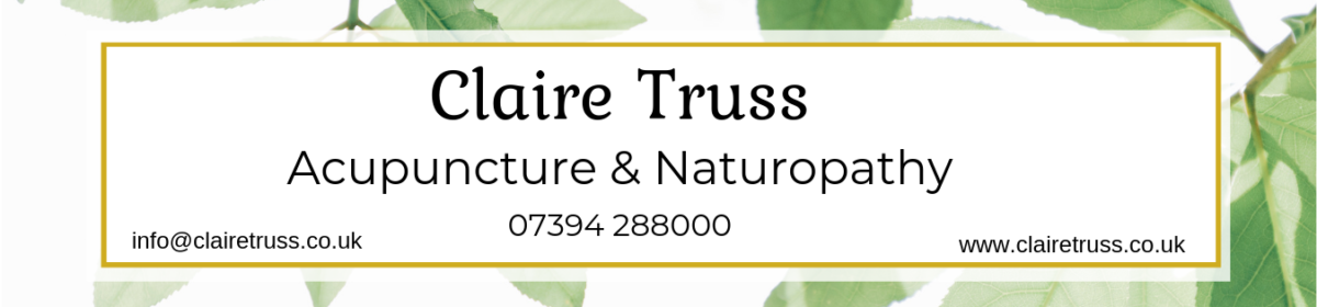 Claire Truss Acupuncture